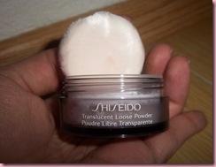 Shiseido Loose Powder