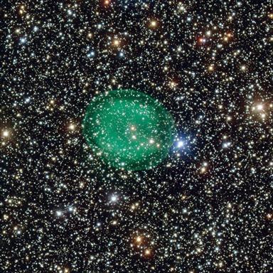 nebulosa planetária IC 1295