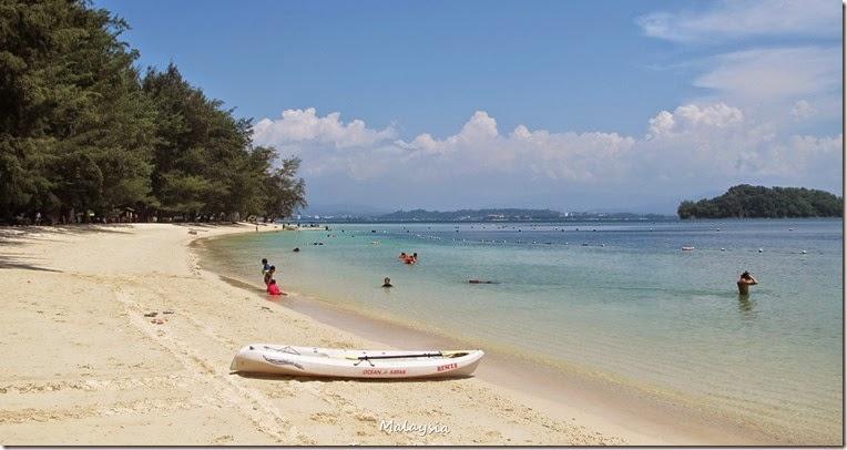 沙巴亞庇馬努干島 Manukan (29)