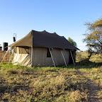 Kati Kati Camp, Zelt Rückseite © Foto: Judith Nasse | Outback Africa Erlebnisreisen