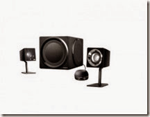 Snapdeal: Buy Creative GigaWorks T3 2.1 Multimedia Speakers at Rs. 14114 only