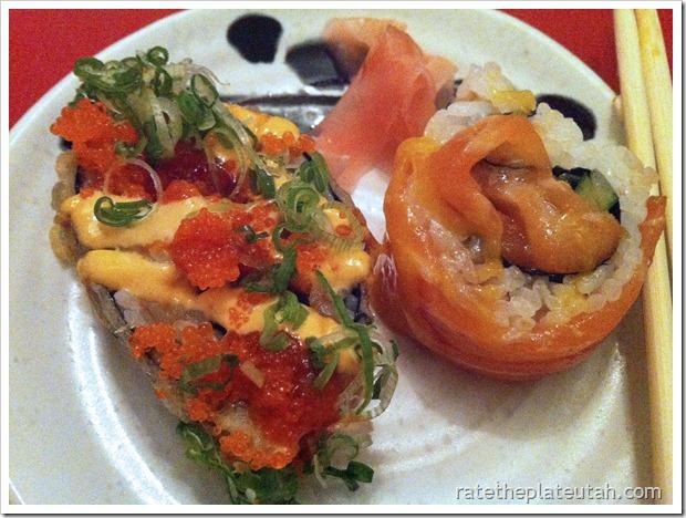 Meiko Sushi Rolls