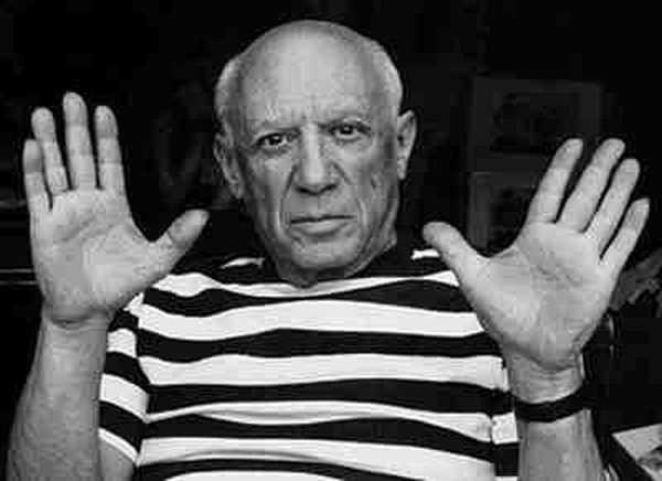 3- Nome completo do Picasso