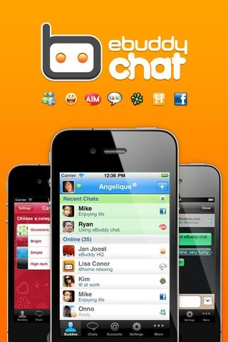 eBuddy-Messenger