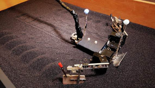 robot penyu