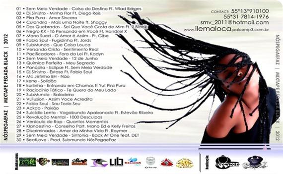 Pegada-Black-mixtape