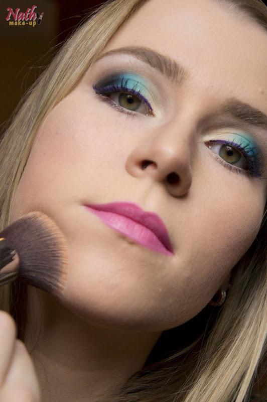 maquiagem azul f80 sigma