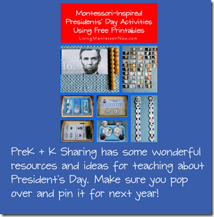 PreK+K Sharing featured at TGIF