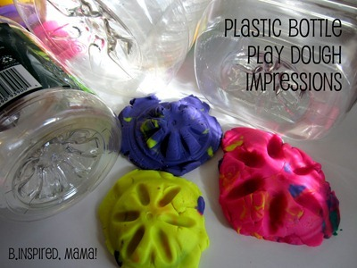 Plastic Bottle Play Doh 3