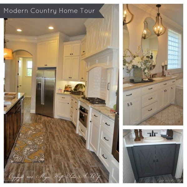 Modern Country Home Tour