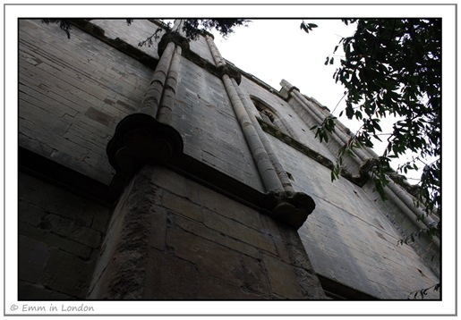 Abbey Gate Wall