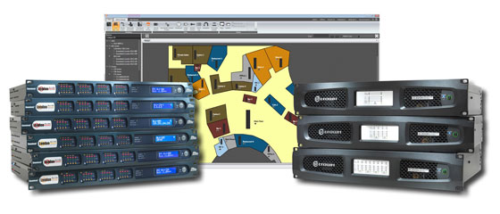 Architectural Media Systems 560