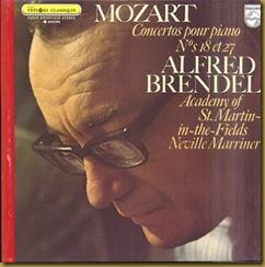 Mozart 27 Brender Marriner