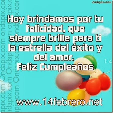 cumpleaños feliz 14febrero-net