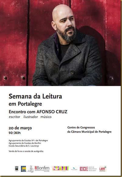 Cartaz Afonso Cruz novo