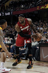 lebron james nba 130320 mia at cle 07 Tale of Two Halves, Two Pairs. LeBron, Heat Erase 27 Point Deficit for Win #24!