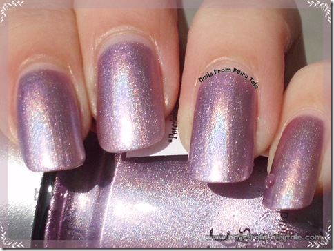 China Glaze Hologlam Collection – Get Outta My Space