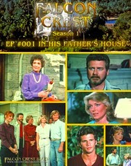 Falcon Crest_#001_In his Father's House