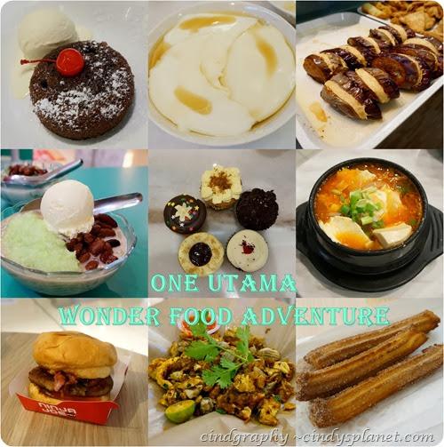 One Utam Wonder Food Adventure