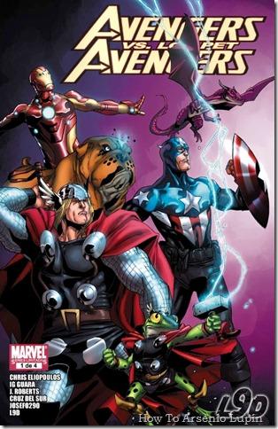 2012-03-20 - Avengers vs Pet Avengers