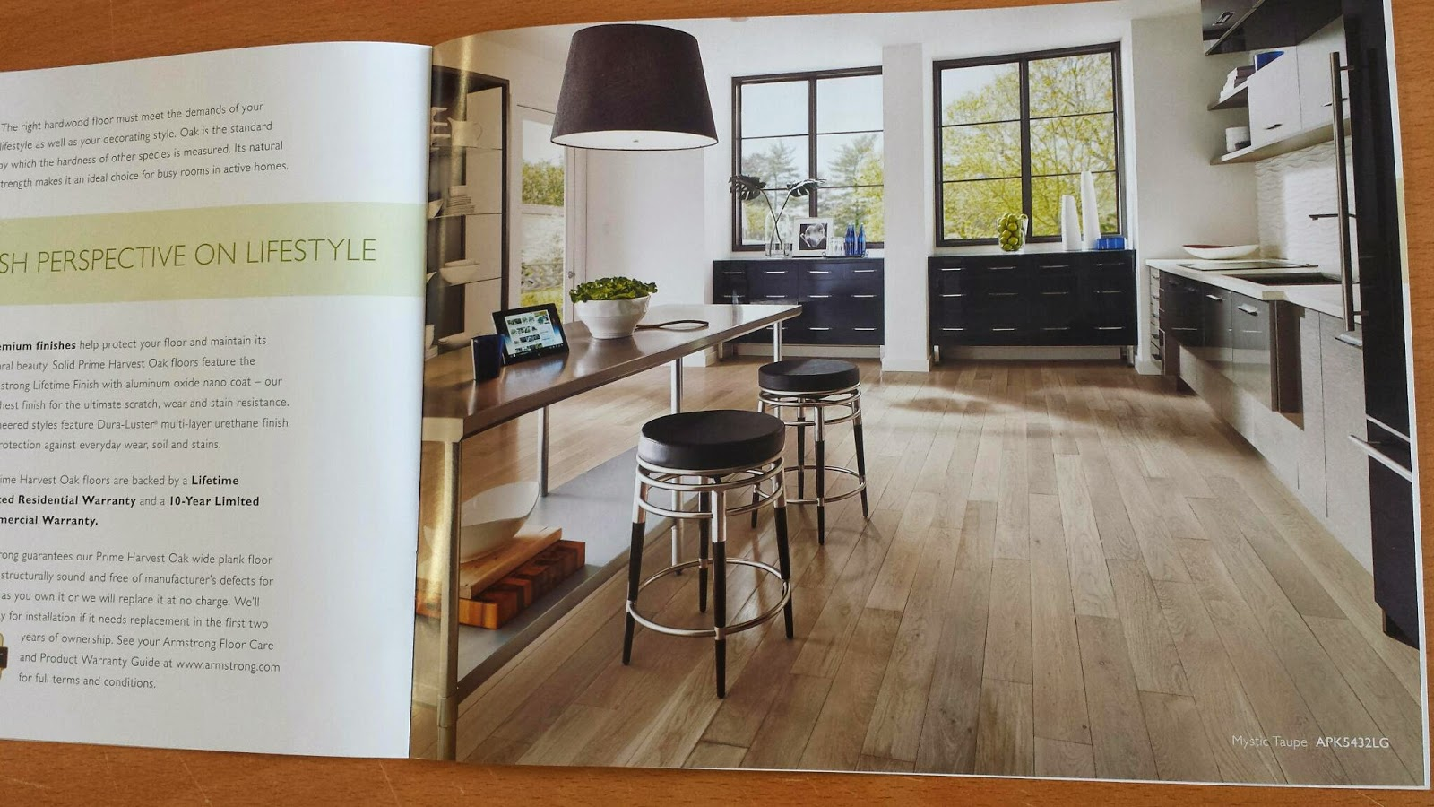 Armstrong Prime Harvest Oak Plank Hardwood Flooring Nj Nyc