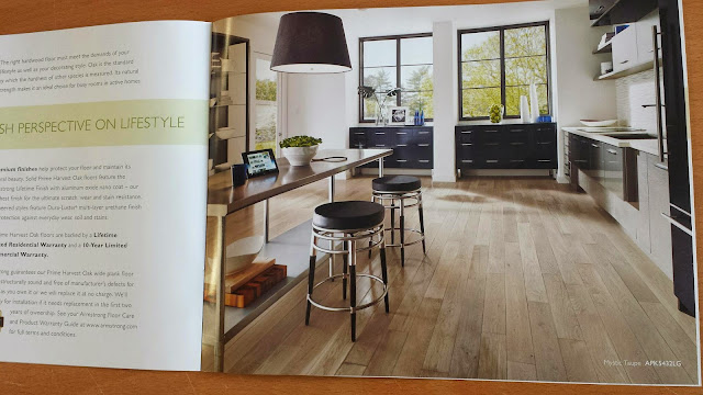 Armstrong Prime Harvest Oak Plank Hardwood Flooring, NJ, NYC