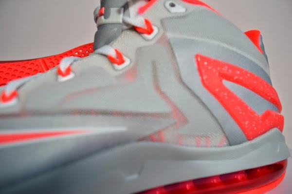 Nike Max LeBron 11 Low 8220Laser Crimson8221 Drops This Saturday