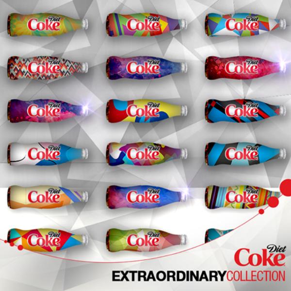 Diet coke colecion
