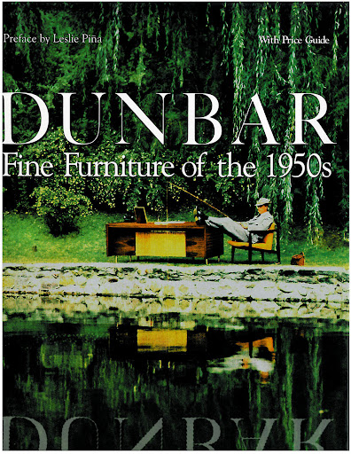 Part catalog, part ode to Dunbar - this book is a comprehensive look at the revered American furniture company and the designer behind it, Edward Wormley.
