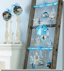Christmas ladder - BHG