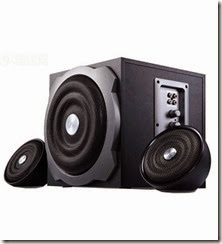 Snapdeal : Buy F&D A510 2.1 Multimedia Speakers at Rs.1535 only
