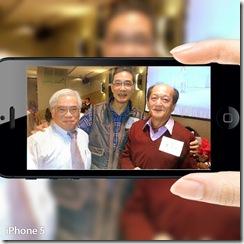 右邊是張可弘, 中間是吳大正