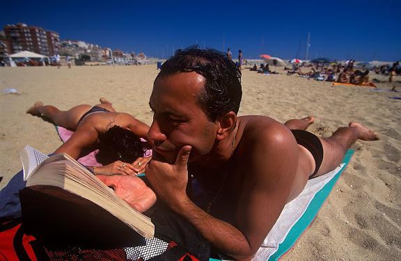 Platja de Montgat. Montgat, Maresme, Barcelona 2000