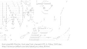 [AA]Kirito & Egill (Sword Art Online)
