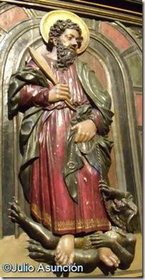 San Bartolomé - Iglesia de la Virgen del Puerto