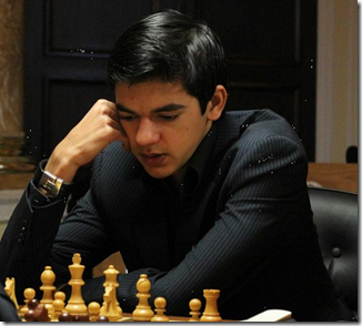 GM Anish Giri, NED
