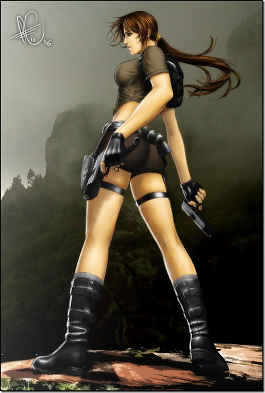Lara Croft (153)