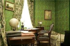 Amiens maison Jules Verne cabinet de travail