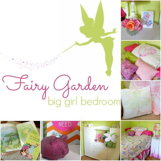 Fairy Garden Big Girl Room