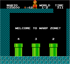 super mario secret world