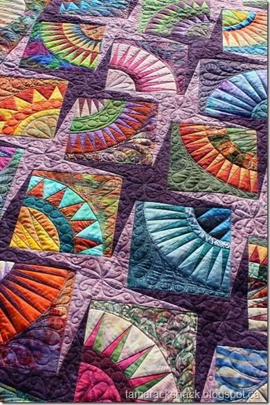 Tamarack Shack: New York Beauty Quilt : new york beauty quilt block pattern - Adamdwight.com