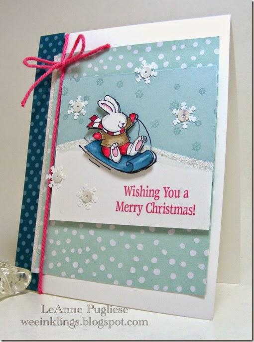 LeAnne Pugliese WeeInklings Merry Monday Merry Crittermas