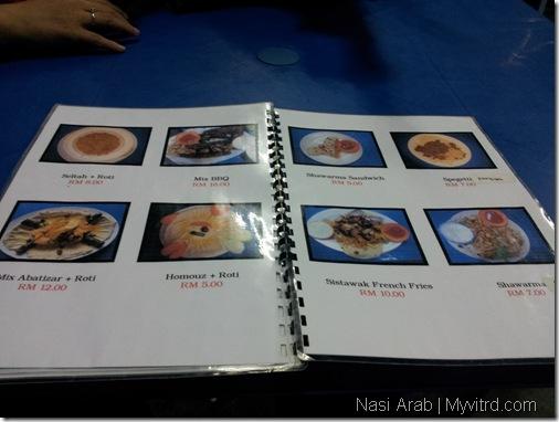 Restoran Nasi Arab Balik Pulau Penang 7