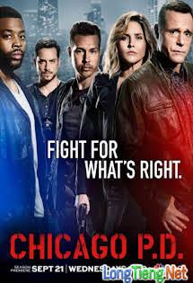 Sở Cảnh Sát Chicago :Phần 4 - Chicago P.D - Season 4 Tập 18 19 Cuối