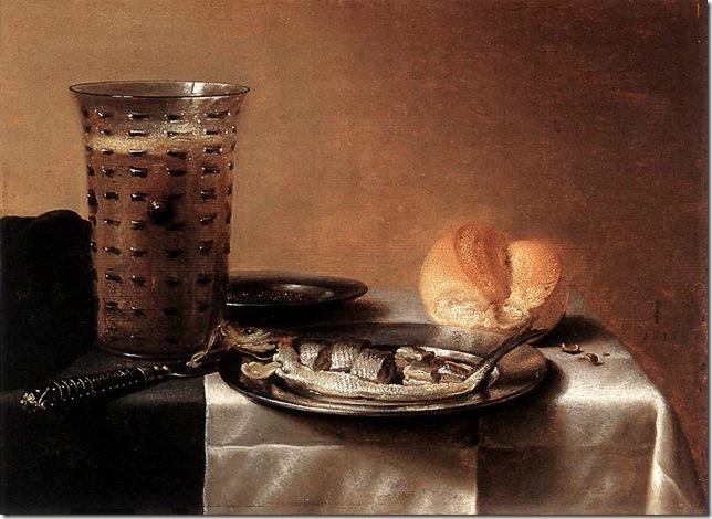 Pieter Claesz_herring