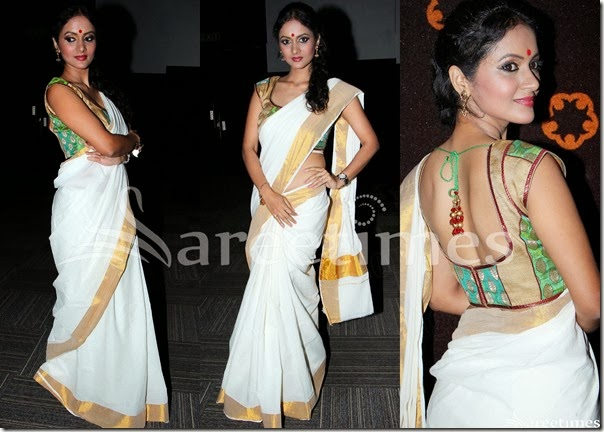 Nivita_White_Silk_Saree