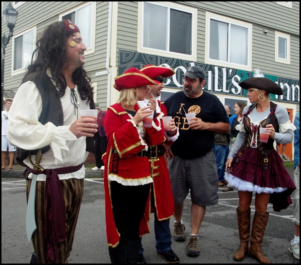 Lubec Pirate Invasion 131