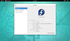 GNOME 3.12 in Fedora 20