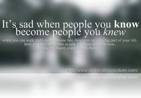 SAD AND LOVE PICTURE: Friendship Quotes – What is a Friend?