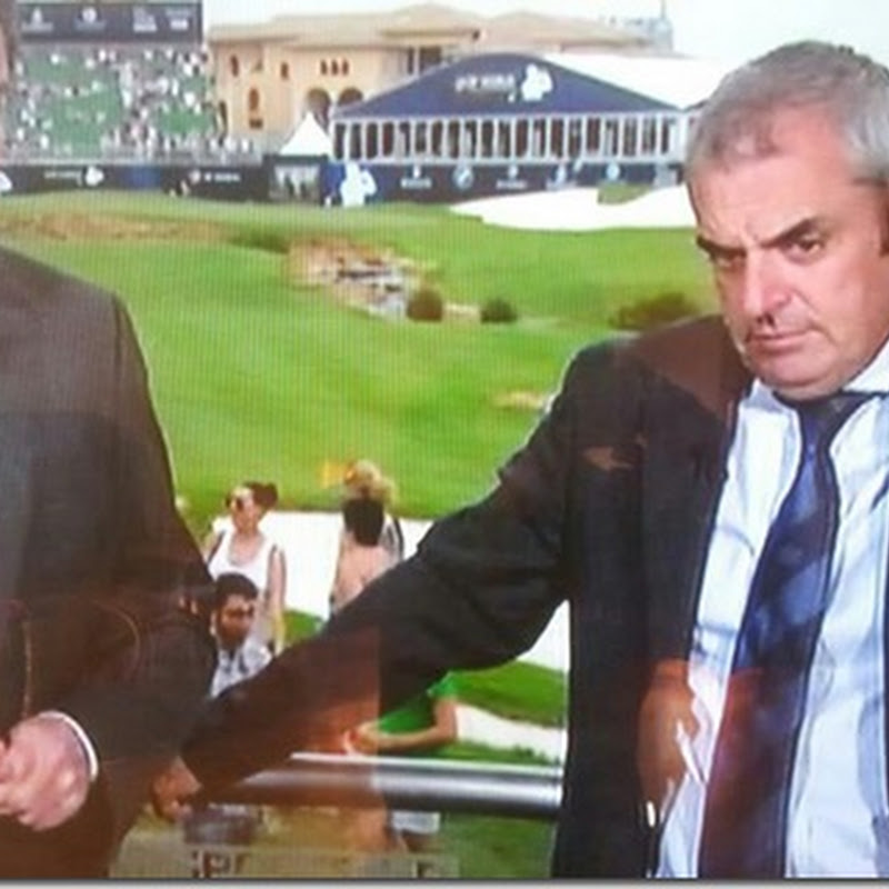 Paul McGinley's Sky Sports Career In Serious Jeopardy After Rules Breach